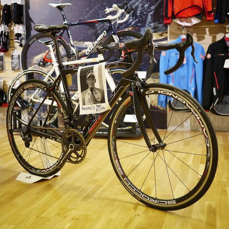 Lotto-Belisol Ridley team bikes 3