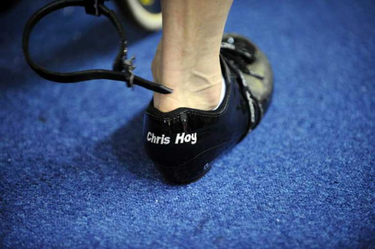 Sir_Chris_Hoys_Bont_shoes_2009_Manchester_world_cup