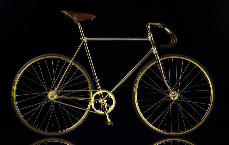 Aurumania-gold-bike-crystal-edition-in-Full