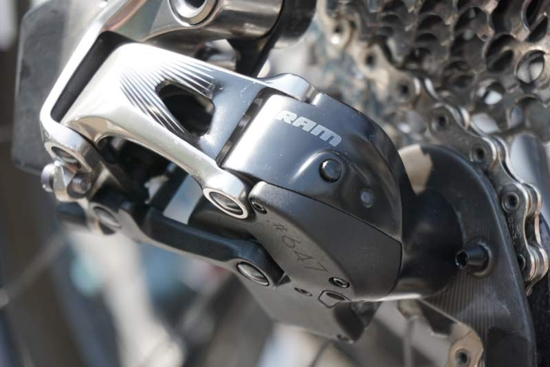 TDF2015-Ag2R-Focus-SRAM-RED-electronic-shifters-derailleurs-09